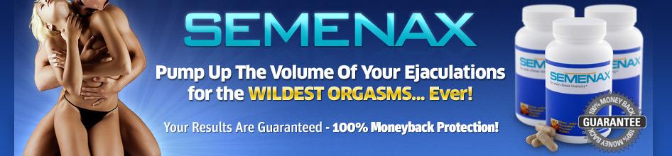 Why Semenax?