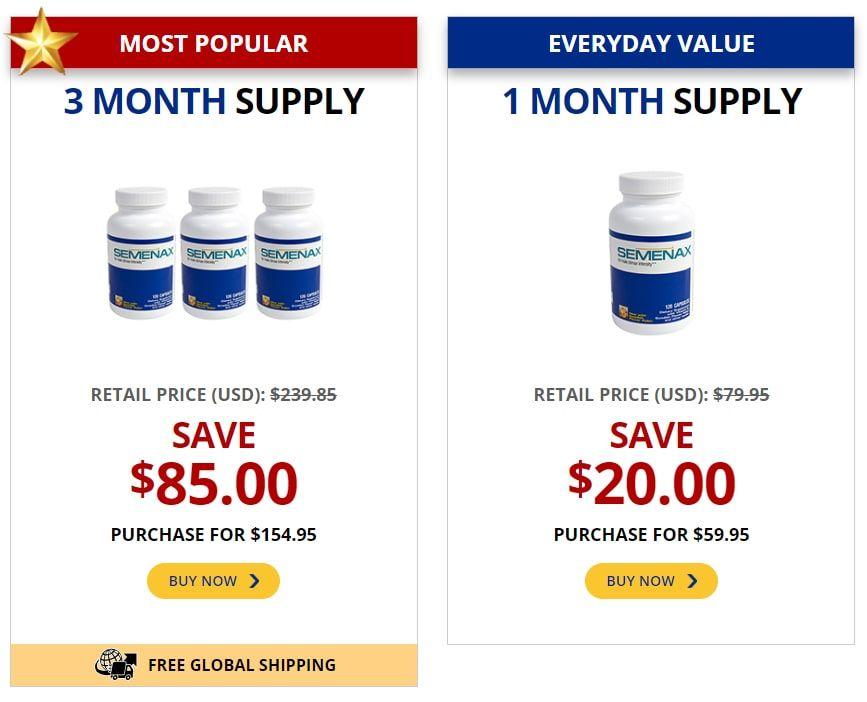 Semenax Increasing Semen Production Semen Pills Semenax™..